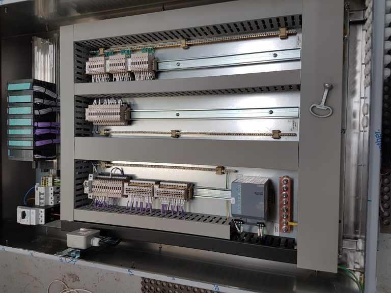Project 1 PLC Panel